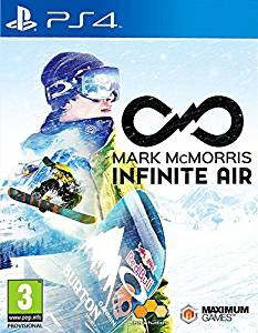 Mark McMorris: Infinite Air - Playstation 4