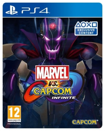 Marvel VS Capcom Infinite - Edition Steelbook - Playstation 4