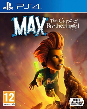 Max : The Curse of Brotherhood - Playstation 4
