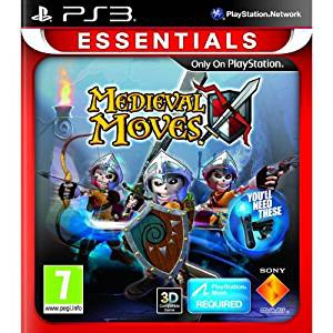 Medieval Moves Essentials  - Playstation 3