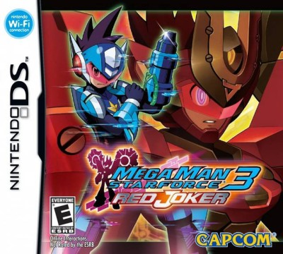 Mega Man StarForce 3: Red Joker (import USA) - DS