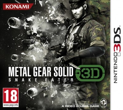 Metal Gear Solid: Snake Eater 3D - 3DS