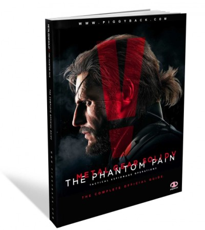Guide Metal Gear Solid V : The Phantom Pain - Playstation 4