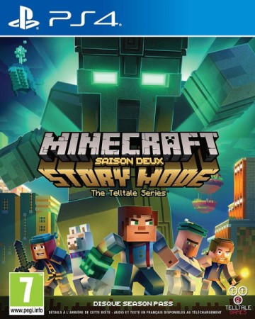 Minecraft Story Mode - Saison 2 - Playstation 4