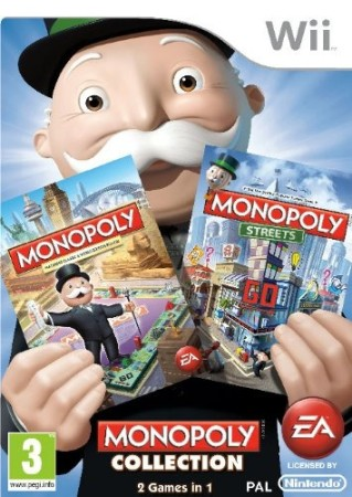 Monopoly Collection - Wii