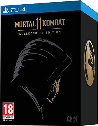 Mortal Kombat 11 - Kollector's Edition  - Playstation 4