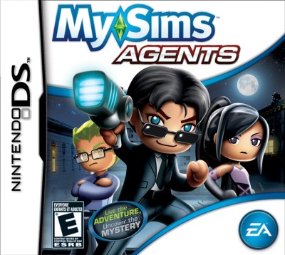 My Sims : Agents (import USA) - DS