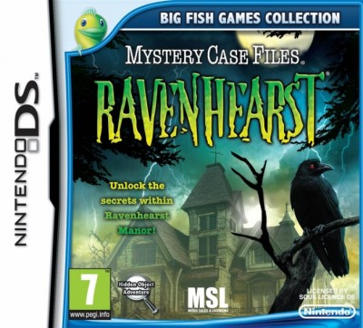 Mystery Case Files: Ravenhearst - DS