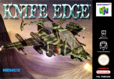Knife Edge - Nintendo 64