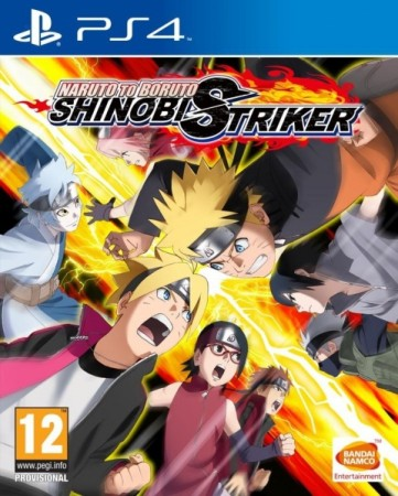 Naruto to Boruto : Shinobi Striker  - Playstation 4