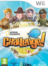 National Geographic Challenge - Wii