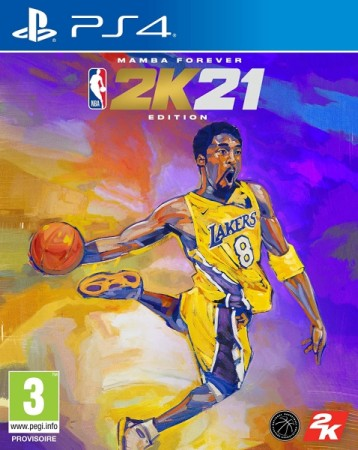NBA 2K21 Édition Mamba Forever - Playstation 4