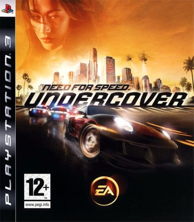 Need for Speed : Undercover - Playstation 3