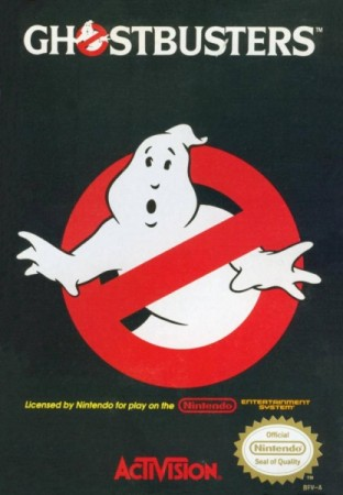 Ghostbusters (import USA) - NES