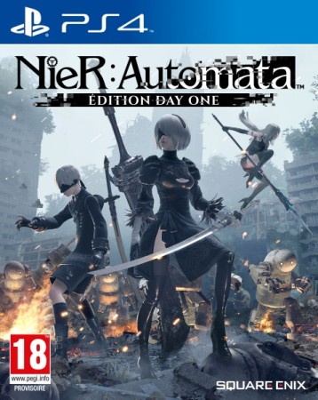Nier Automata - Playstation 4