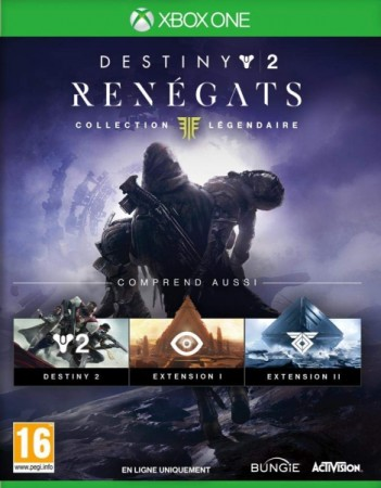 Destiny 2 : Renégats - Collection Légendaire  - Xbox One