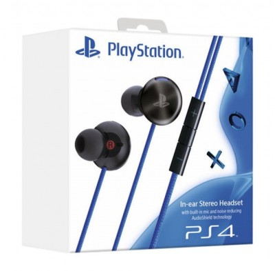 Casque Officiel Sony Intra-auriculaire - Playstation 4