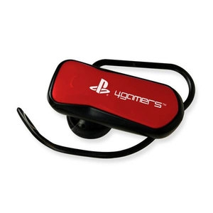 Oreillette Sony Bluetooth Rouge - Playstation 3