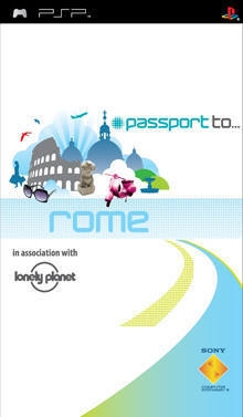 Passport to Rome - Playstation Portable