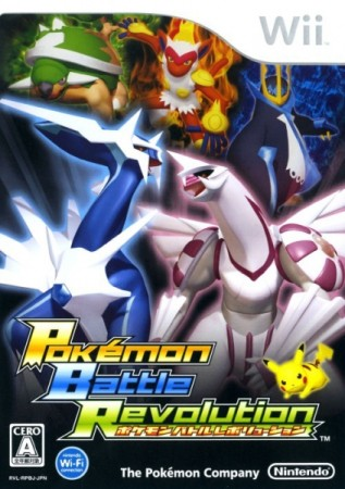 Pokemon Battle Revolution (import japonais) - Wii