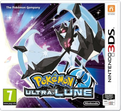 Pokemon Ultra Lune sous blister - 3DS