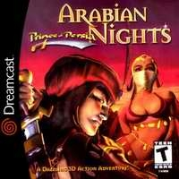 Arabian nights prince of persia (import USA) - Dreamcast