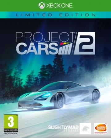 Project Cars 2 - Edition Limitée - Xbox One