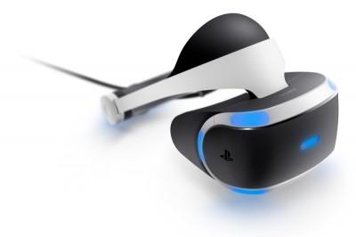 casque de realiter virtuel ps4