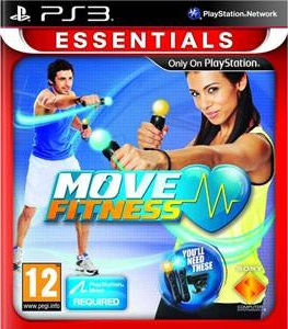 Move Fitness Essentials - Playstation 3