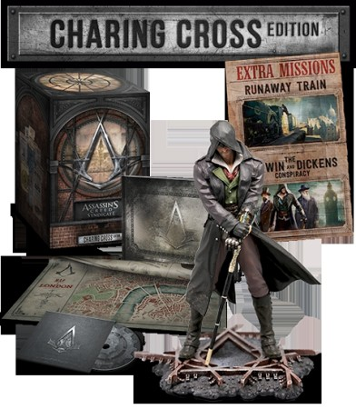 Assassin's Creed - Syndicate - Charing Cross Edition - Playstation 4