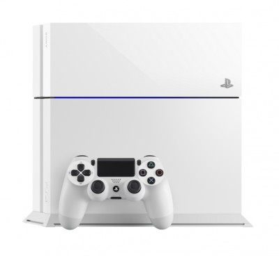 Console Playstation 4 (1 To) - Blanche - Playstation 4