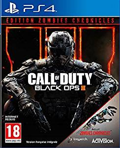 Call of Duty Black Ops III : Zombies Chronicles - Playstation 4