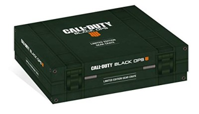 Call of Duty : Black Ops IIII Limited Edition Gear Crate - Playstation 4