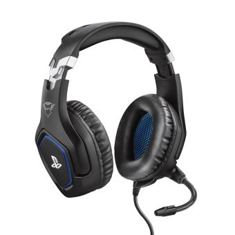 Casque filaire Trust GXT488 Forze  - Playstation 4