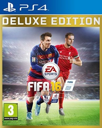 FIFA 16 - Edition Deluxe  - Playstation 4