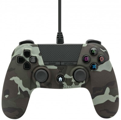 Manette Filaire 3M Under Control Camouflage - Playstation 4