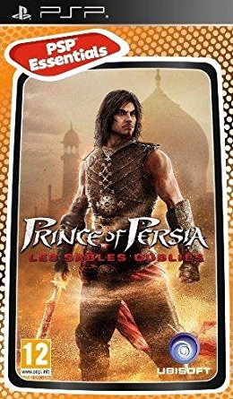 Prince of Persia : Les Sables Oubliés Essentials  - Playstation Portable