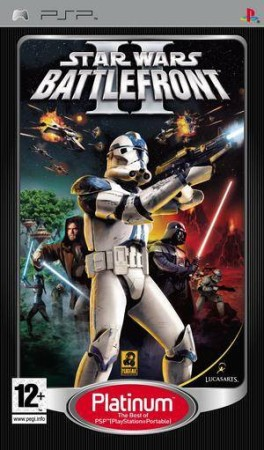 Star Wars: Battlefront II Platinum - Playstation Portable