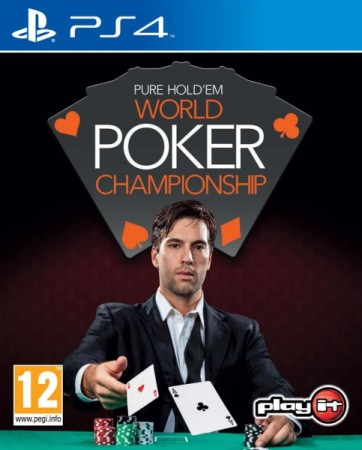 Pure Hold'em World Poker Championship - Playstation 4