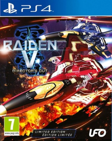 Raiden V : Director's Cut - Limited Edition - Playstation 4