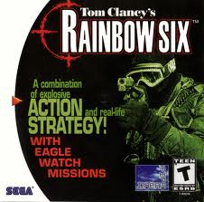 Rainbow Six (import USA) - Dreamcast
