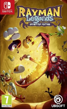 Rayman Legends : Definitive Edition - Switch