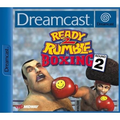 Ready 2 Rumble Boxing round 2 - Dreamcast