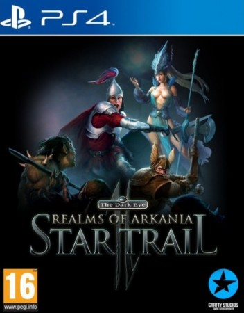 Realms of Arkania : Star Trail - Playstation 4