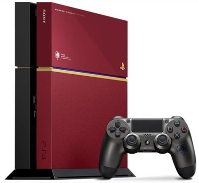 Console Playstation 4 (500 Go) - Édition limitée Metal Gear Solid V The Phantom Pain (sans jeu) - Playstation 4