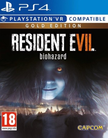 Resident Evil 7 Biohazard - Edition Gold - Playstation 4