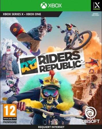 Riders Republic  - XBOX séries X
