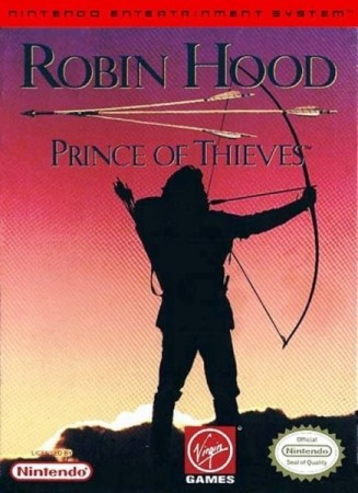 Robin Hood: Prince of Thieves - NES