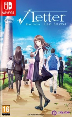 Root Letter: Last Answer  - Switch