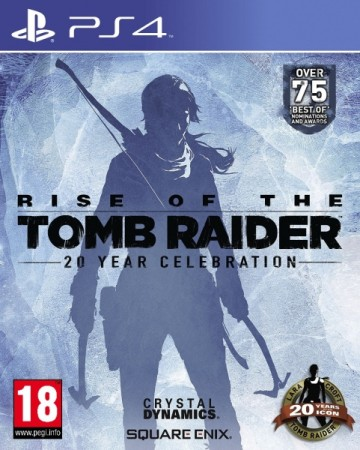 Rise Of The Tomb Raider - 20 Year Celebration - Playstation 4